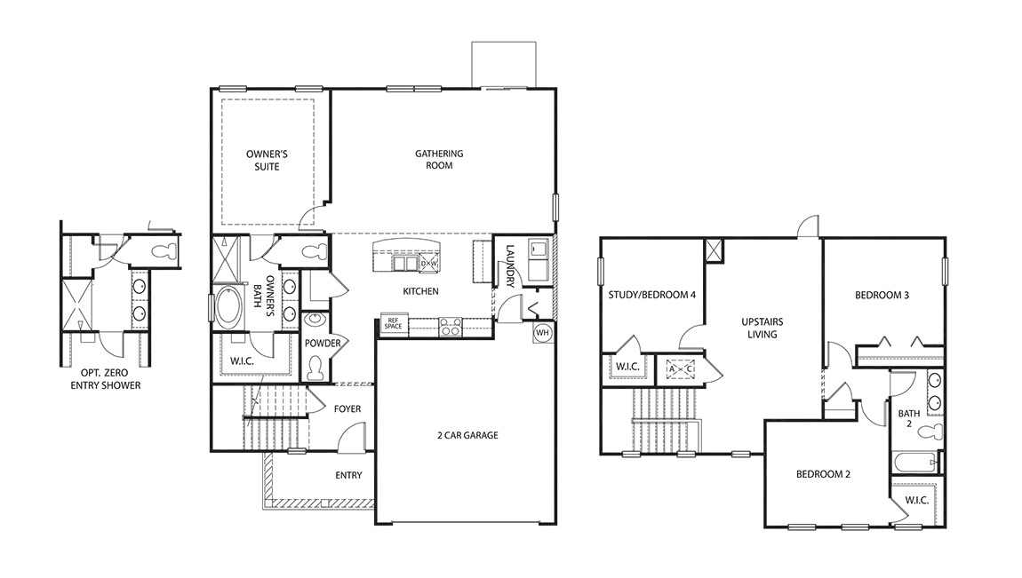 Floor Plans In San Salito In St. Augustine, FL
